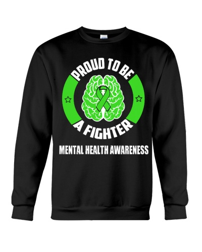 Mental Health Proud to be a fighter