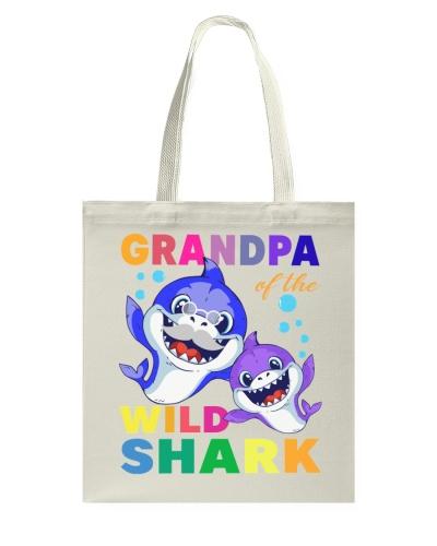 Grandpa of The wild shark