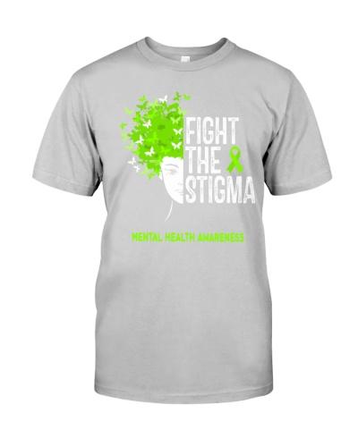Mental Health Fight the stigma