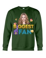Rosanna Pansino's biggest fan Crewneck Sweatshirt thumbnail