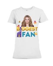 Rosanna Pansino's biggest fan Premium Fit Ladies Tee thumbnail