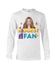 Rosanna Pansino's biggest fan Long Sleeve Tee thumbnail