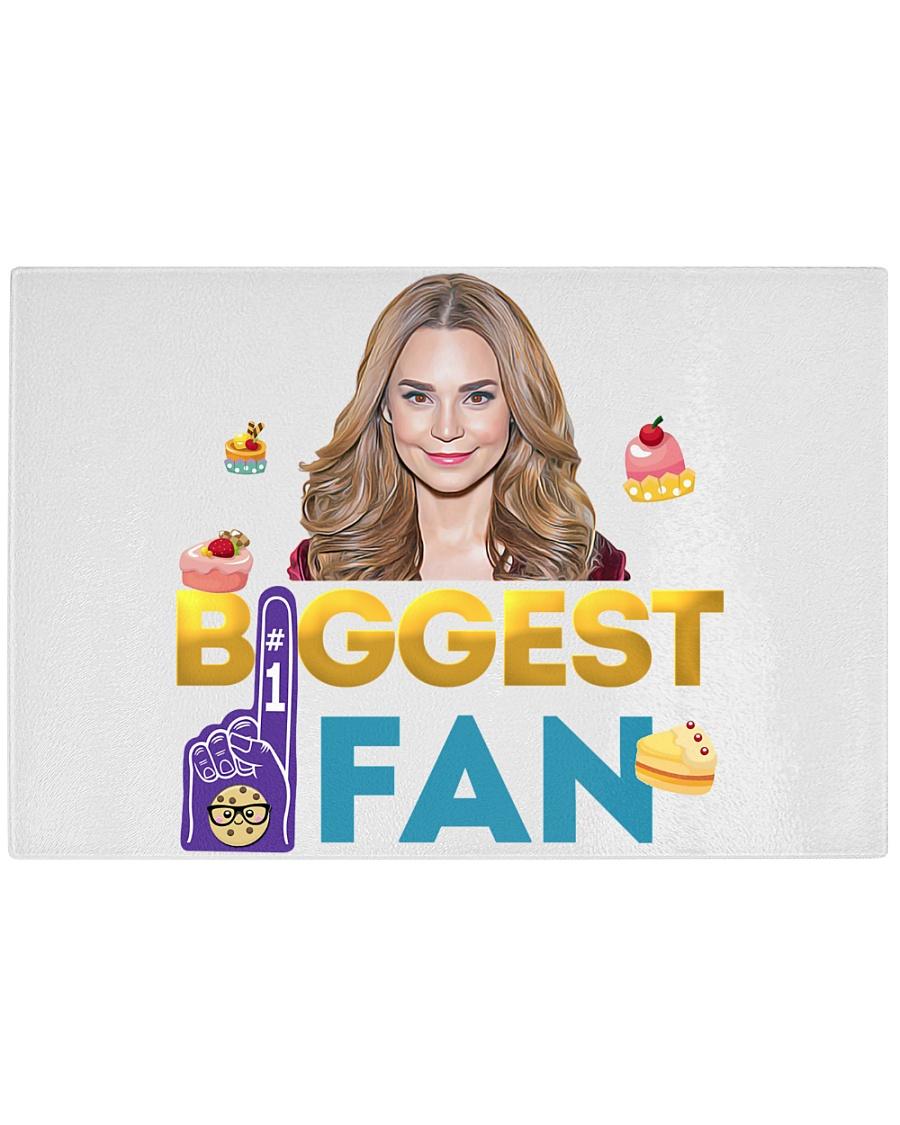 Rosanna Pansino's biggest fan Rectangle Cutting Board