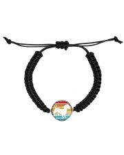 Dachshund Love Cord Circle Bracelet thumbnail