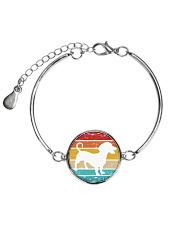 Dachshund Love Metallic Circle Bracelet thumbnail
