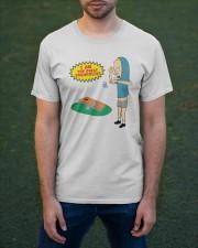 The Great Cornholio Shirt Classic T-Shirt apparel-classic-tshirt-lifestyle-front-42