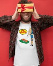 The Great Cornholio Shirt Classic T-Shirt apparel-classic-tshirt-lifestyle-front-80