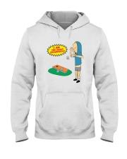 The Great Cornholio Shirt Hooded Sweatshirt thumbnail