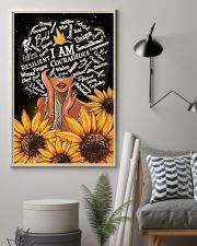 I Am Courageous 11x17 Poster lifestyle-poster-1