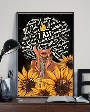 I Am Courageous 11x17 Poster lifestyle-poster-2