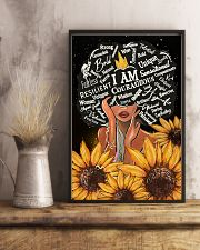I Am Courageous 11x17 Poster lifestyle-poster-3