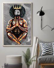 I Am Black Man 11x17 Poster lifestyle-poster-1
