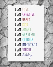 I Am Love I Am Creative 11x17 Poster aos-poster-portrait-11x17-lifestyle-13