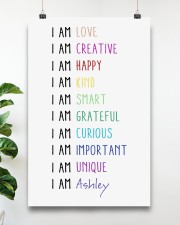 I Am Love I Am Creative 11x17 Poster aos-poster-portrait-11x17-lifestyle-19