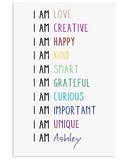 I Am Love I Am Creative 11x17 Poster front
