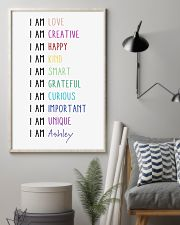 I Am Love I Am Creative 11x17 Poster lifestyle-poster-1