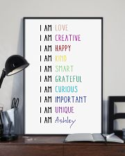 I Am Love I Am Creative 11x17 Poster lifestyle-poster-2