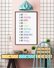 I Am Love I Am Creative 11x17 Poster lifestyle-poster-6