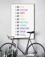 I Am Love I Am Creative 11x17 Poster lifestyle-poster-7