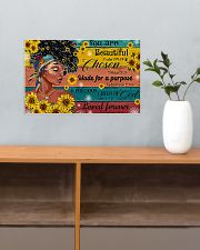You Are Beautiful 17x11 Poster poster-landscape-17x11-lifestyle-24