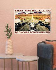 Road Trip Motorbike Something Fun  24x16 Poster poster-landscape-24x16-lifestyle-22
