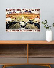 Road Trip Motorbike Something Fun  24x16 Poster poster-landscape-24x16-lifestyle-25