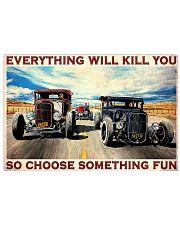 Hot Rod Choose Something Fun 2 17x11 Poster front