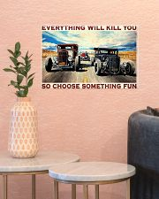 Hot Rod Choose Something Fun 2 17x11 Poster poster-landscape-17x11-lifestyle-21