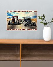 Hot Rod Choose Something Fun 2 17x11 Poster poster-landscape-17x11-lifestyle-24