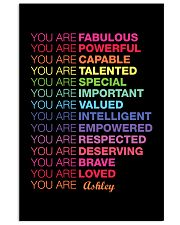 You Are Fabulous 11x17 Poster front