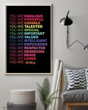 You Are Fabulous 11x17 Poster lifestyle-poster-1