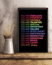 You Are Fabulous 11x17 Poster lifestyle-poster-3
