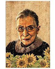 Ruth Bader Ginsburg 11x17 Poster front