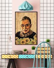 Ruth Bader Ginsburg 11x17 Poster lifestyle-poster-6