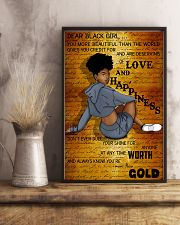 Dear Black Girl 11x17 Poster lifestyle-poster-3