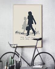 The First But Not The Last 11x17 Poster lifestyle-poster-7