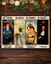 Be Strong Be Brave  24x16 Poster aos-poster-landscape-24x16-lifestyle-28