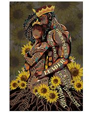 Black Couple 11x17 Poster front