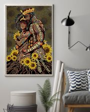 Black Couple 11x17 Poster lifestyle-poster-1