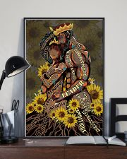 Black Couple 11x17 Poster lifestyle-poster-2