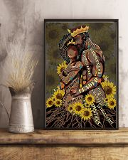 Black Couple 11x17 Poster lifestyle-poster-3