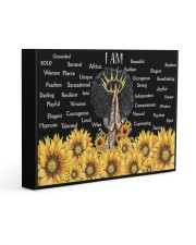 I Am Africa Queen 14x11 Gallery Wrapped Canvas Prints thumbnail