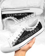 Notorious RGB Men's Low Top White Shoes aos-complex-men-white-low-shoes-lifestyle-01