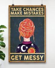 Take Chances Make Mistakes Get Messy 11x17 Poster aos-poster-portrait-11x17-lifestyle-19