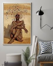 Black Girl Music 11x17 Poster lifestyle-poster-1