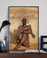 Black Girl Music 11x17 Poster lifestyle-poster-2