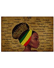 I Am Africa 17x11 Poster front