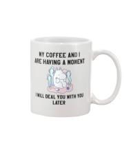 Moomin coffee love Mug front