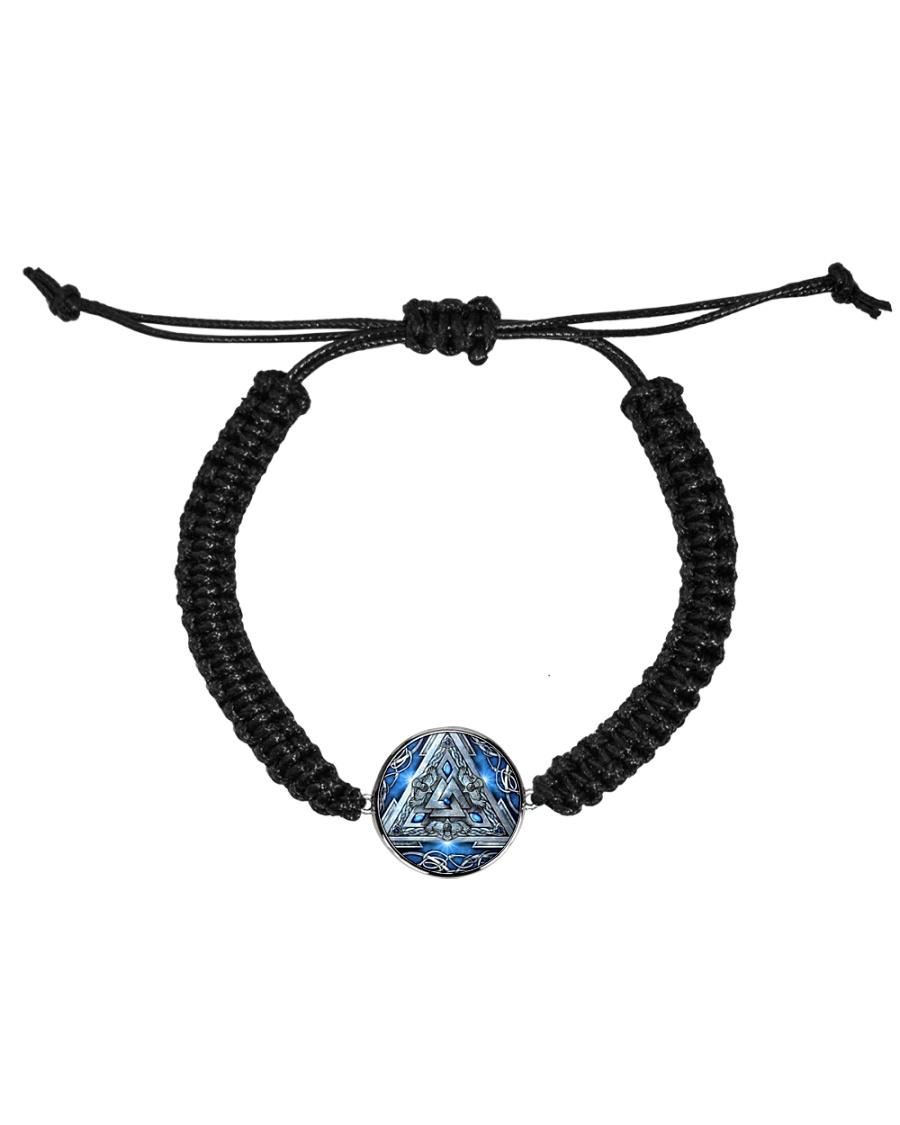 dsvdsv Cord Circle Bracelet