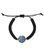 dsvdsv Cord Circle Bracelet front